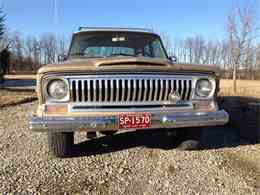 Picture of '69 Wagoneer located in Muncie Indiana Offered by a Private Seller - GLSX