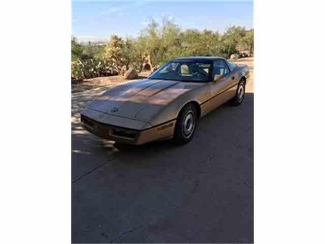 1984 Chevrolet Corvette | 774761