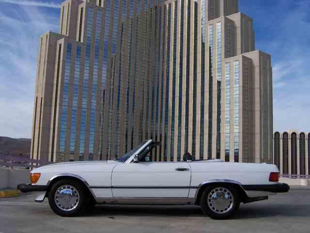 1989 Mercedes-Benz 560SL | 774788