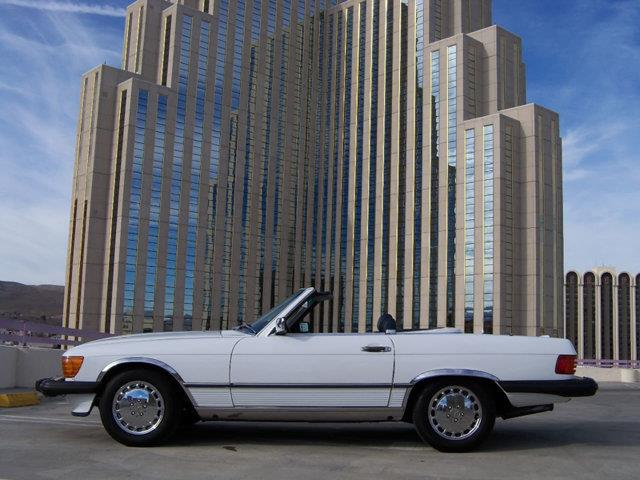 1989 Mercedes-Benz 560SL | 774788
