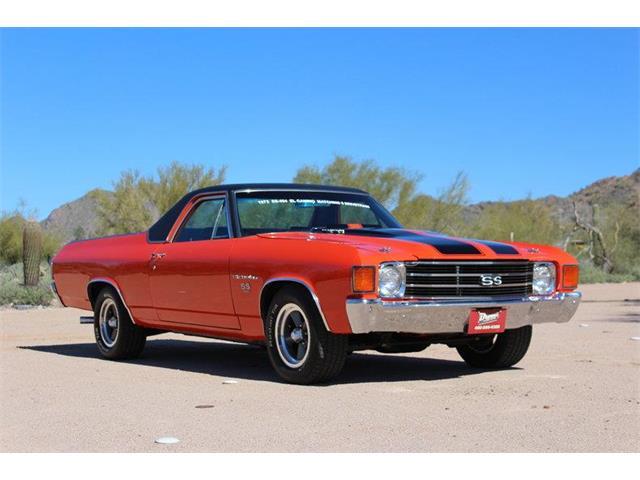 1972 Chevrolet El Camino | 770491