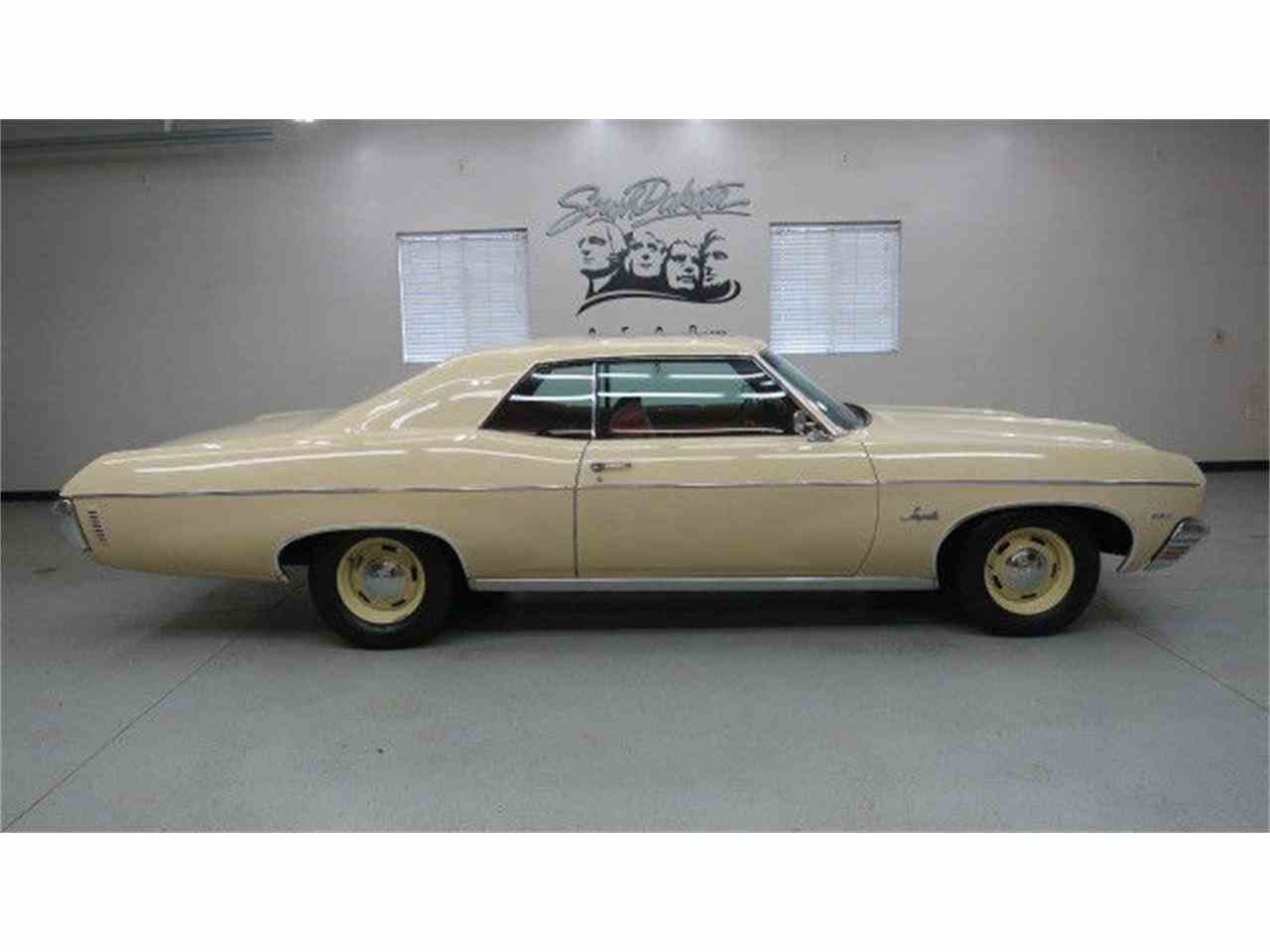 1970 chevrolet impala for sale cc 774929. Black Bedroom Furniture Sets. Home Design Ideas