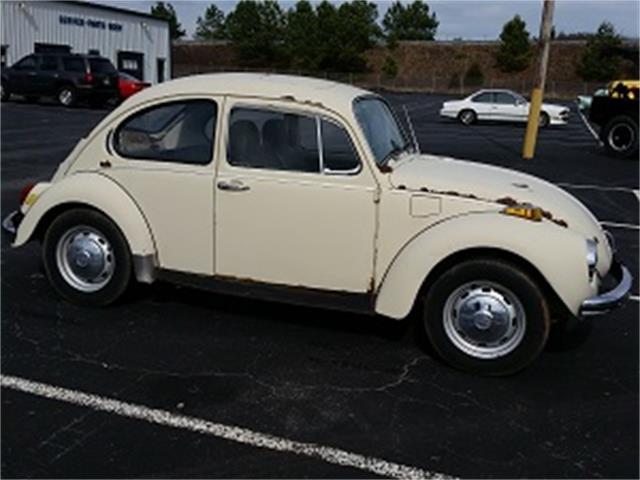 1972 Volkswagen Super Beetle | 770501