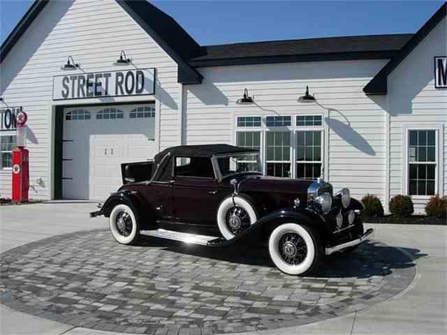 1931 Cadillac 355 | 775040