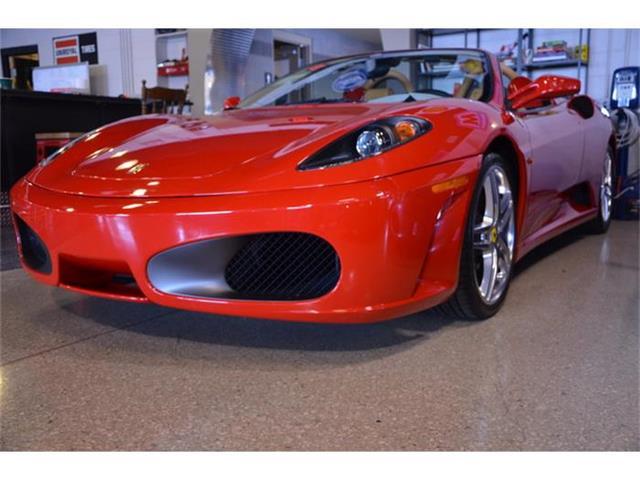 2005 Ferrari F430 Spider F1 | 775045