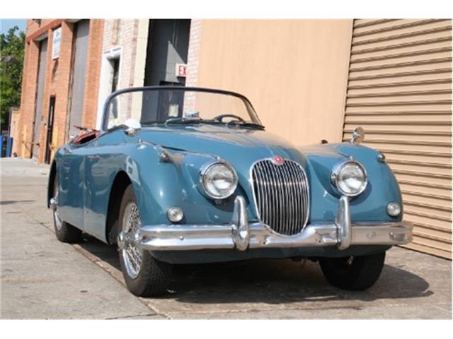 1959 Jaguar XK150   770505