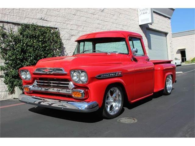 1959 Chevrolet Apache | 775104