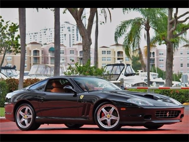 2004 Ferrari 575M Maranello | 775227