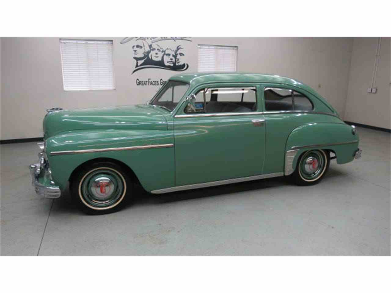 1949 plymouth deluxe for sale cc 775341. Black Bedroom Furniture Sets. Home Design Ideas