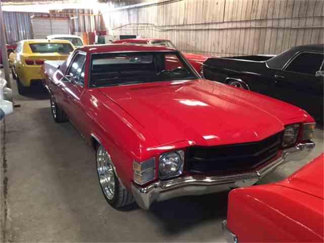 1971 Chevrolet El Camino | 770054