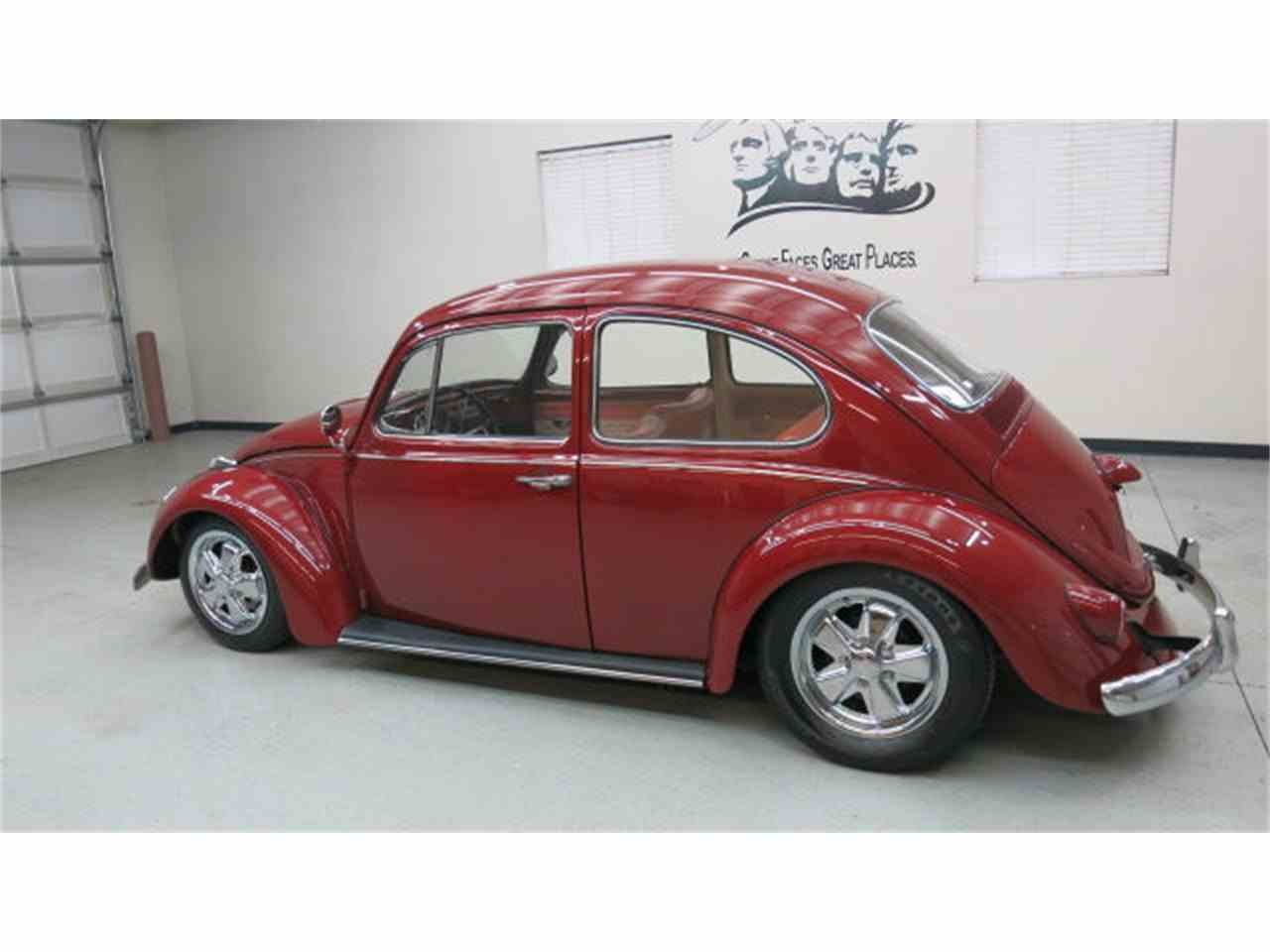 1969 volkswagen beetle for sale cc 775402. Black Bedroom Furniture Sets. Home Design Ideas