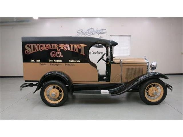 1930 Ford Model a C Cab | 775403