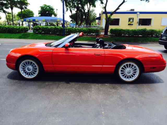 2005 Ford Thunderbird | 775430
