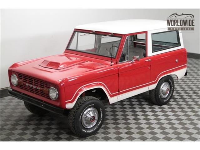 1975 Ford Bronco | 775432