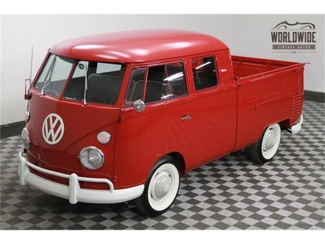 1962 Volkswagen Transporter | 775433