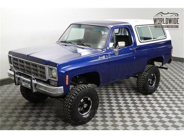 1977 GMC Jimmy | 775434
