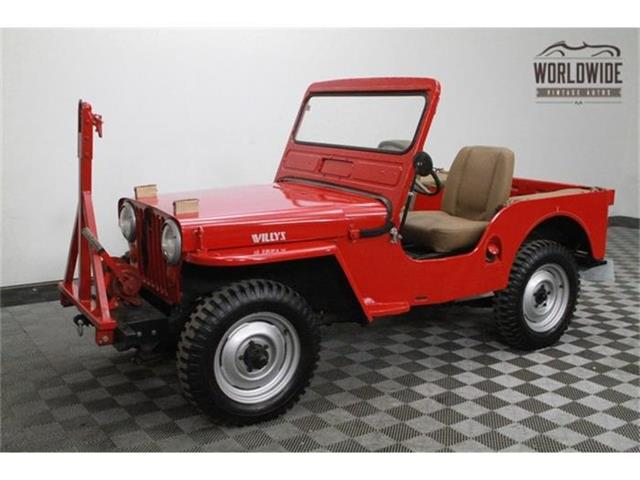 1946 Willys Jeep | 775436