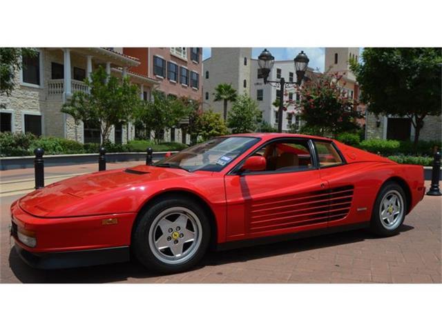 1990 Ferrari Testarossa | 775444