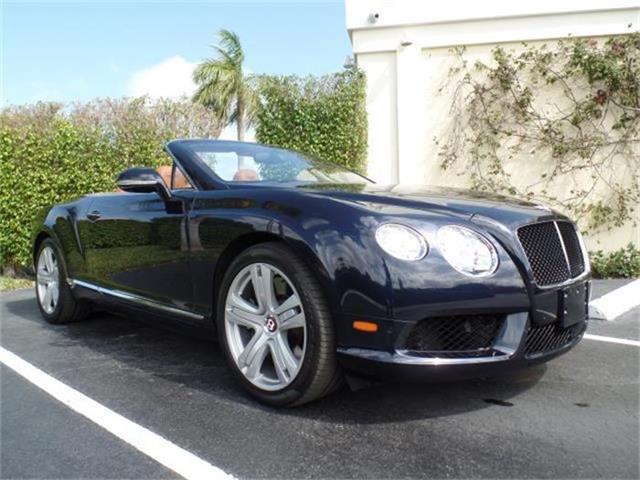 2013 Bentley Continental GTC | 775445