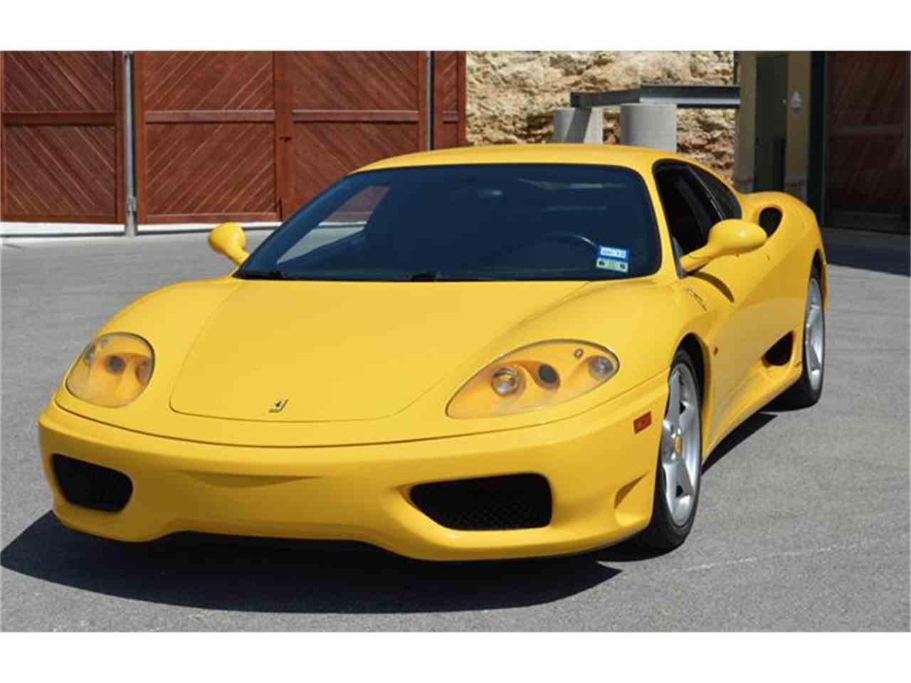 Ferrari 360 Challenge Grill For Sale Classiccars Com Cc