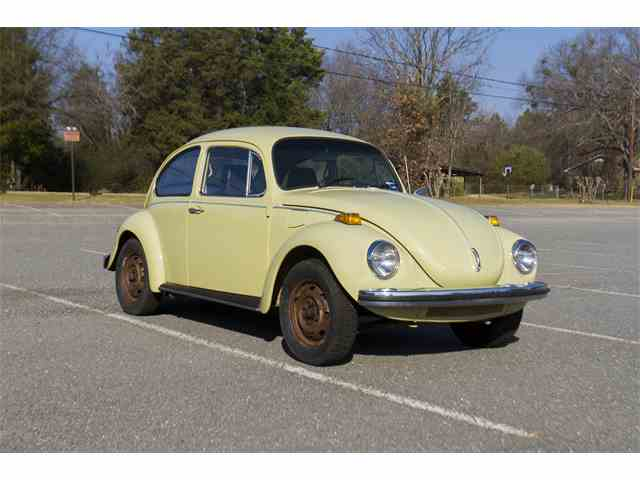 1971 Volkswagen Super Beetle | 770546
