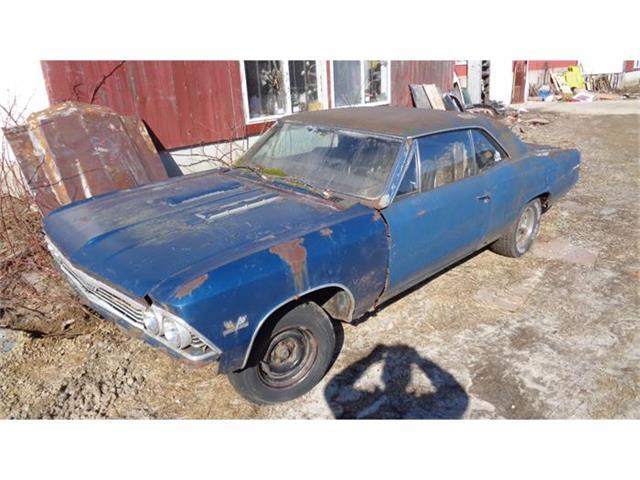 1966 Chevrolet Chevelle SS | 775478