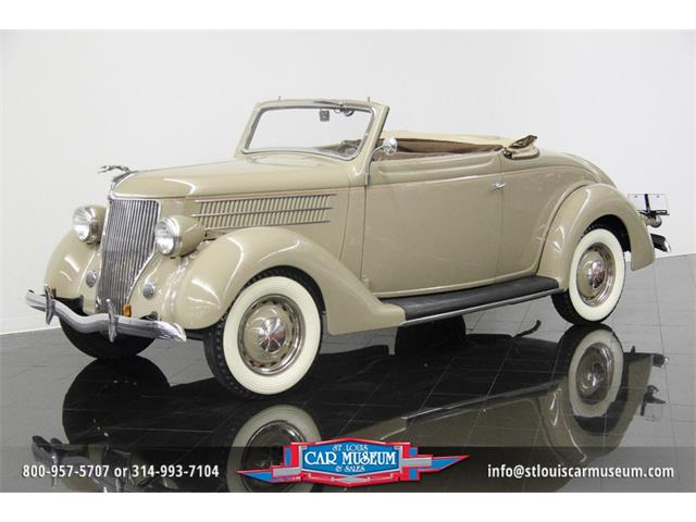 1936 Ford Model 68 Deluxe Rumble Seat Cabriolet | 775539
