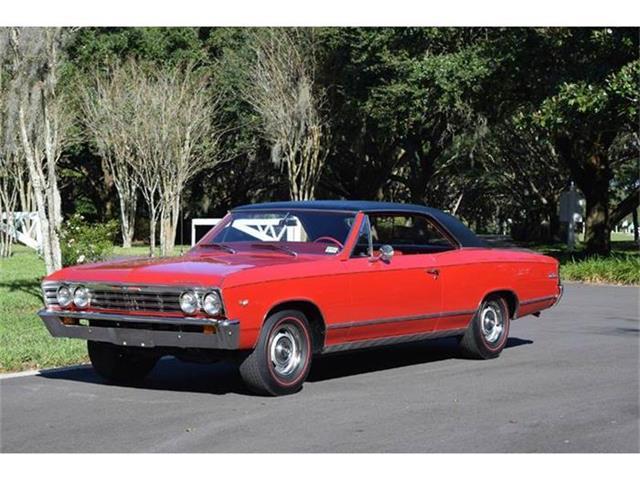 1967 Chevrolet Chevelle | 770557