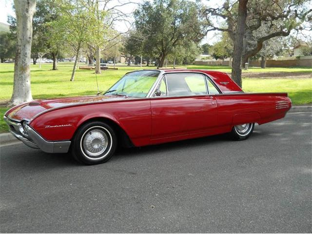 1961 Ford Thunderbird | 775572