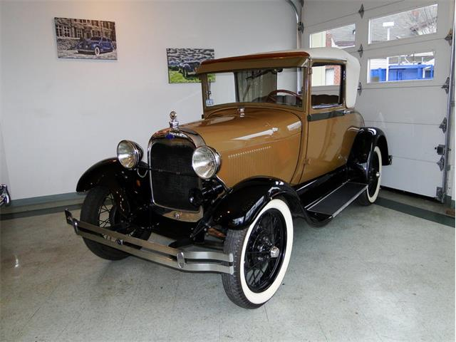 1928 Ford Model A Sport Coupe | 775583
