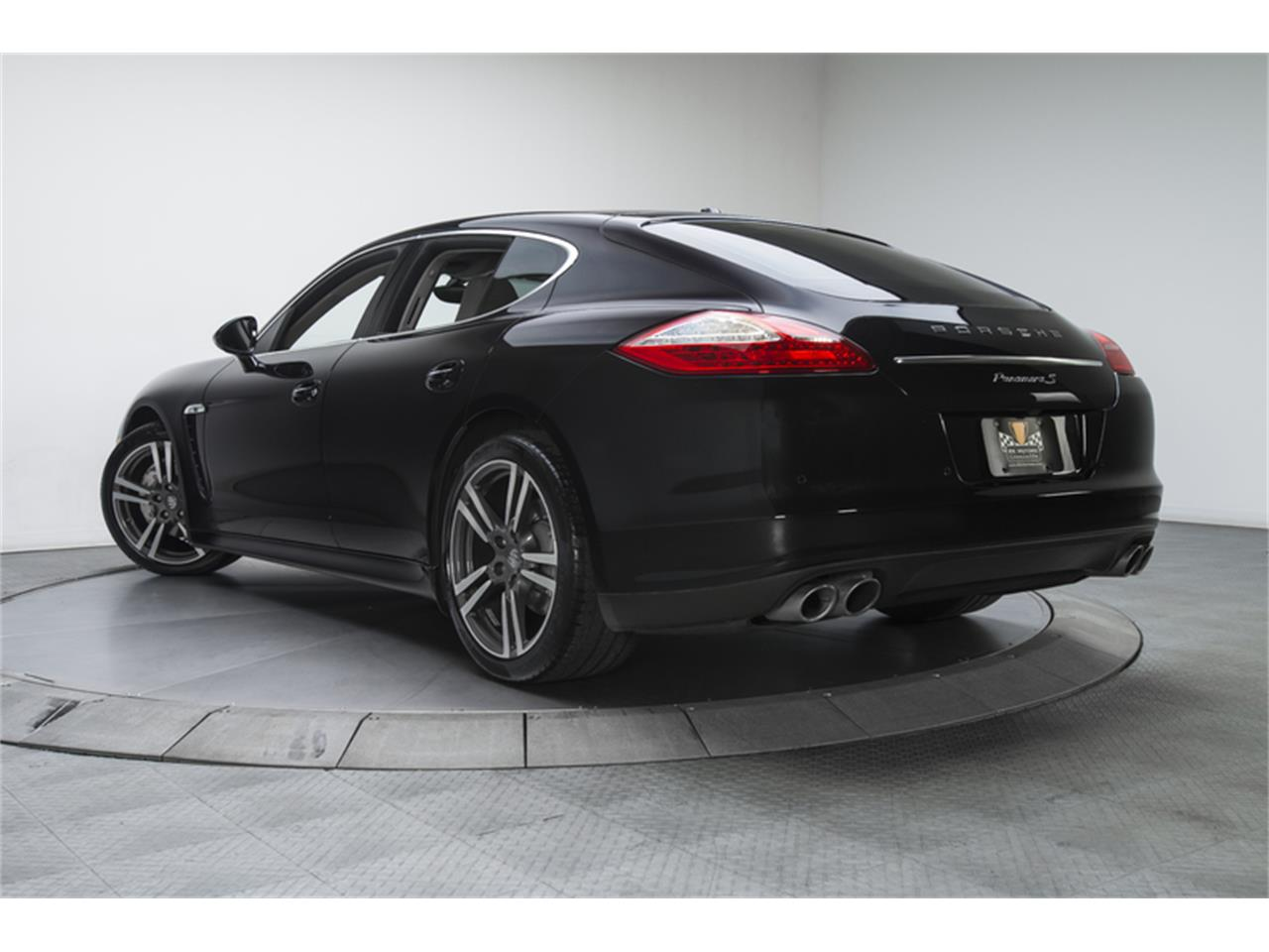 2012 porsche panamera for sale cc 775589. Black Bedroom Furniture Sets. Home Design Ideas