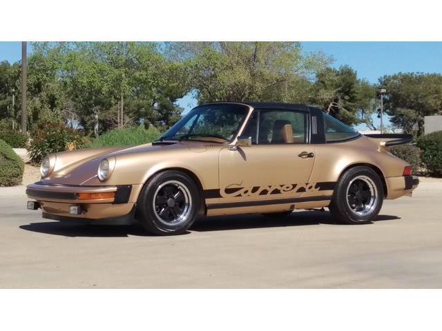 1975 Porsche 911 Carrera | 775621
