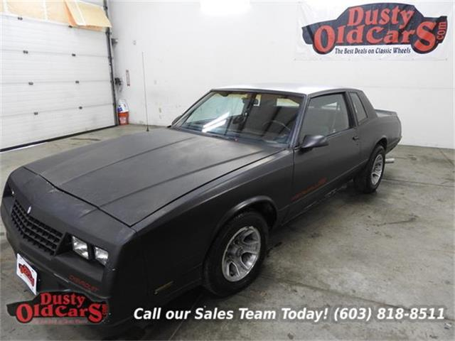 1986 Chevrolet Monte Carlo SS | 775638