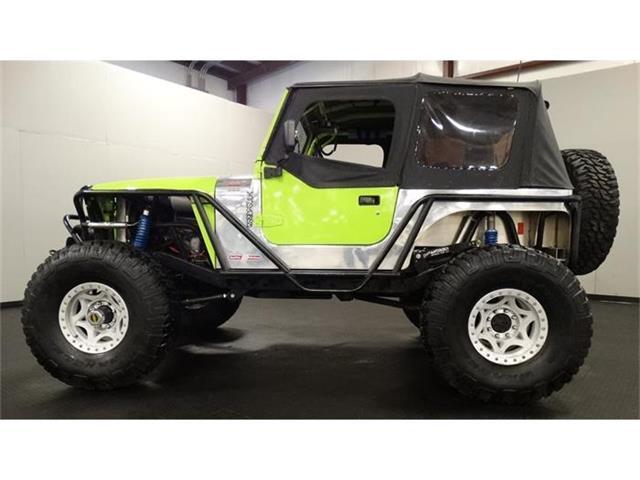 1987 Jeep Wrangler | 775682