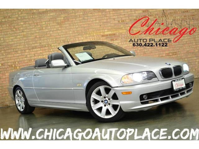 2002 BMW 3 Series   775689