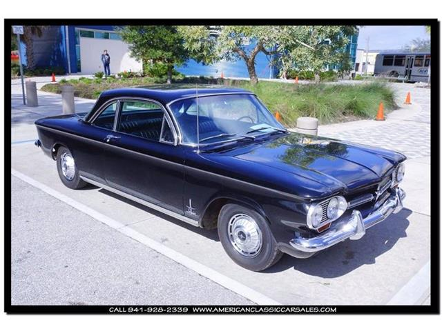 1962 Chevrolet Corvair | 775695