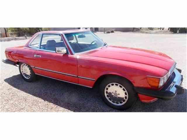 1986 Mercedes-Benz 560SL | 775760