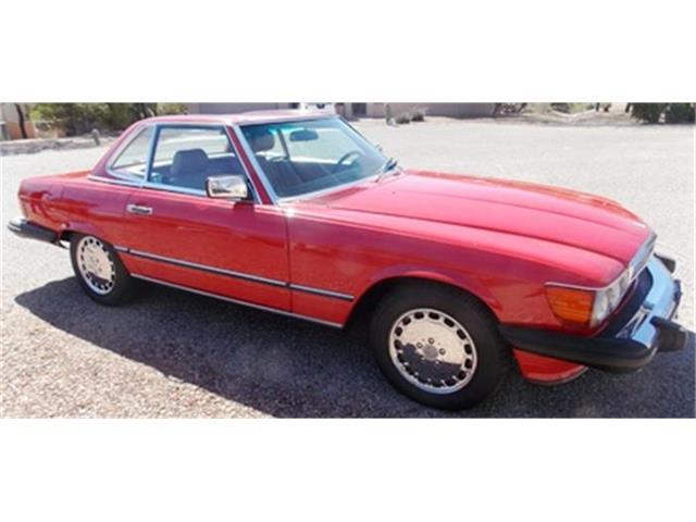 1986 Mercedes-Benz 560SL | 775760
