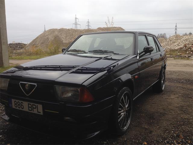 1991 Alfa Romeo Milano | 775764
