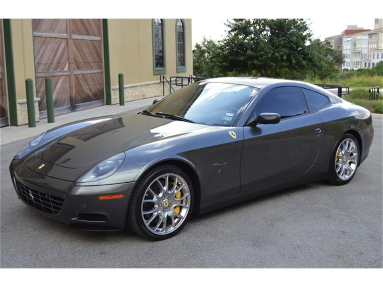 2008 ferrari 612 scaglietti for sale. Black Bedroom Furniture Sets. Home Design Ideas