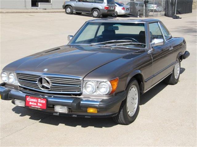 1987 Mercedes-Benz 560SL | 775768