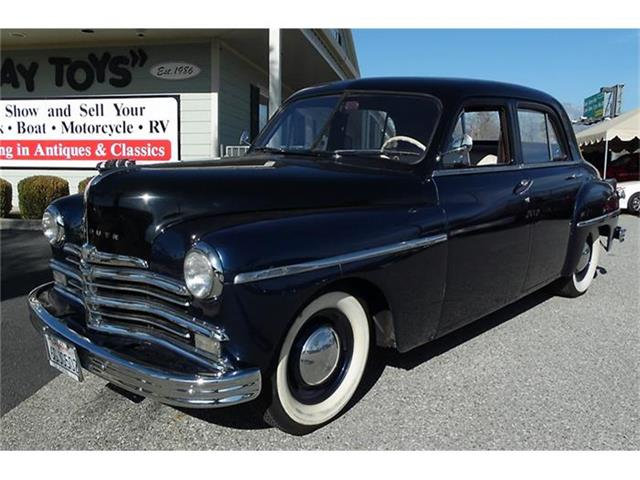 1949 Plymouth Special Deluxe | 775779