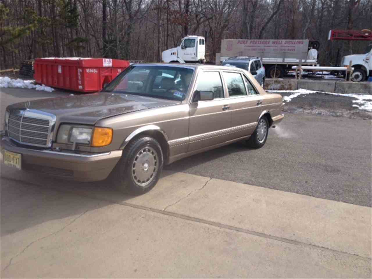 1988 mercedes benz 420sel for sale cc