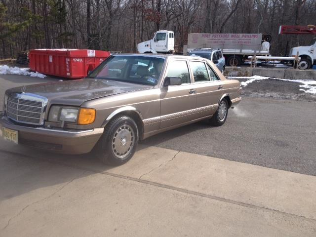 Classifieds For Classic Mercedes Benz 420sel 7 Available