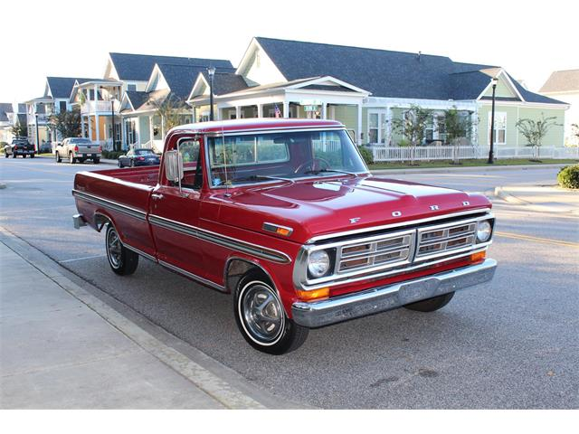 1972 Ford F100 | 775795