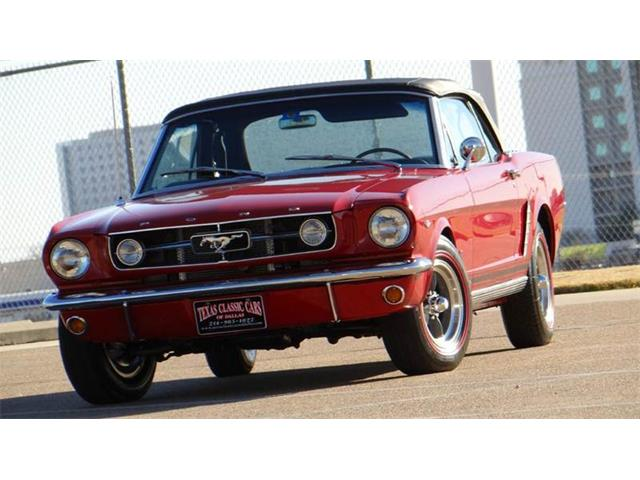 1965 Ford Mustang | 775812