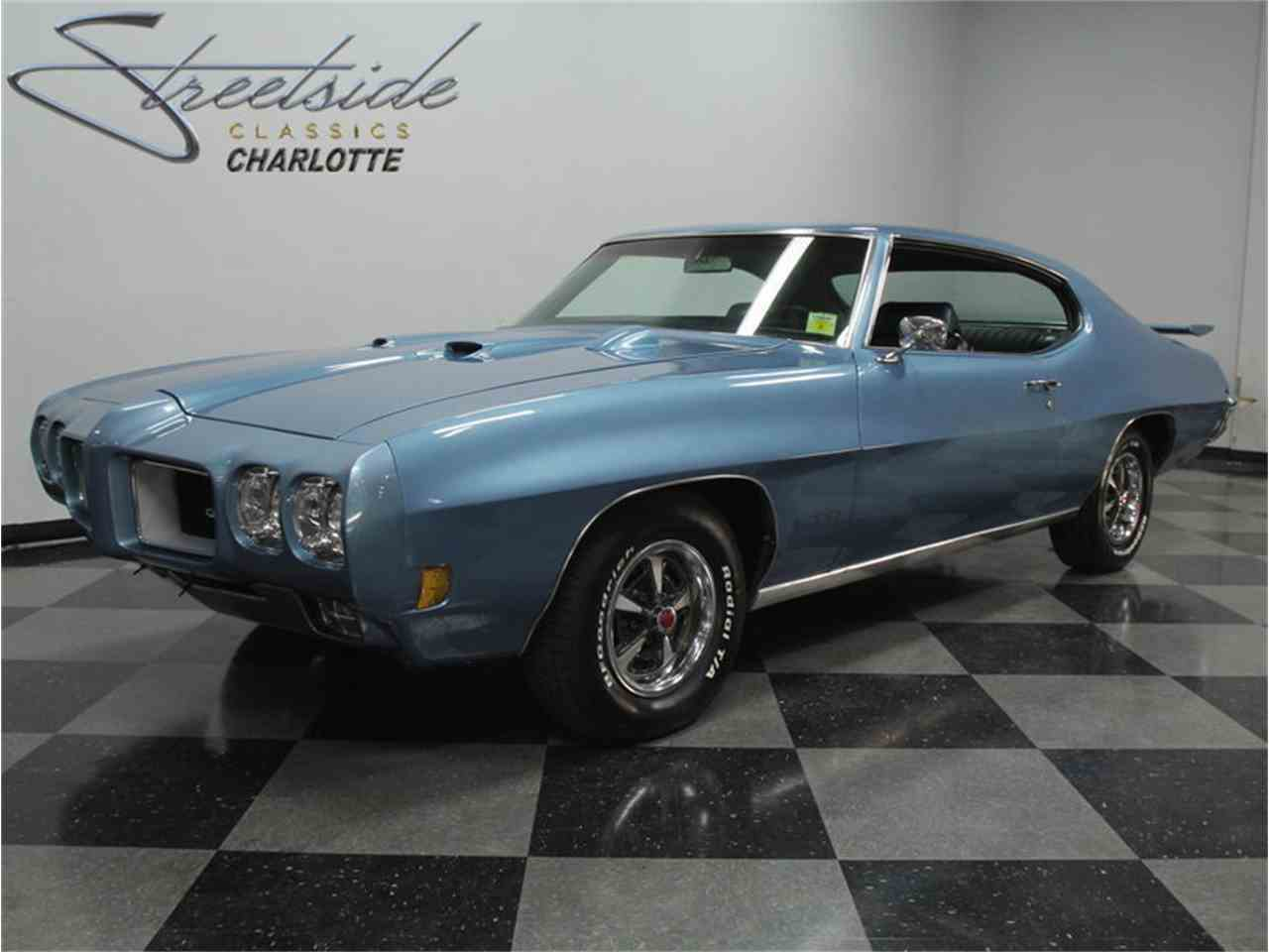 Large Picture of Classic 1970 Pontiac GTO - GMMH