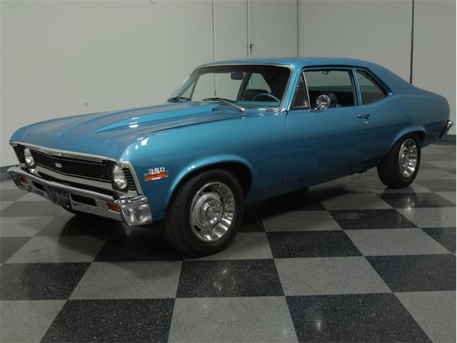 1971 Chevrolet Nova | 775821