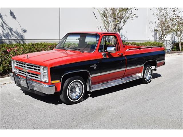 1985 Chevrolet C/K 10 | 775831