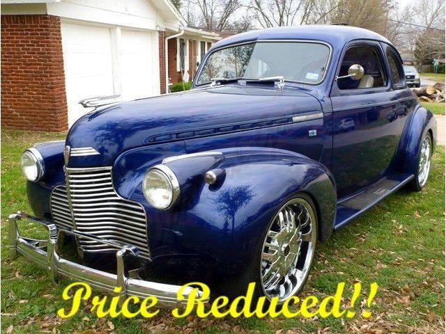 1940 Chevrolet Master Deluxe | 775874